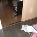 床フラット化