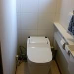 ニオイ対策トイレ