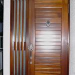 玄関ドア塗装m