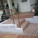 玄関エントランスの改修